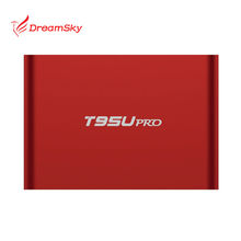 Buy Original T95U PRO Amlogic S912 Octa core Android 6.0 Smart TV Box 2GB/16GB Dual Band WiFi Kodi VP9 H.265 UHD 4K media Player for $63.99 in AliExpress store
