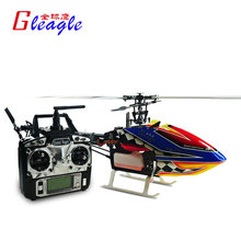 2016 Gleagle 6channel 480N RC nitro helicopter oil gasonline RC helicopter with aileron stabilizer bar 3D Helicopter RTF drones