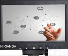 7inch LCD monitor touch monitor Computer monitors with /VGA/BNC input LED digital screen(China (Mainland))