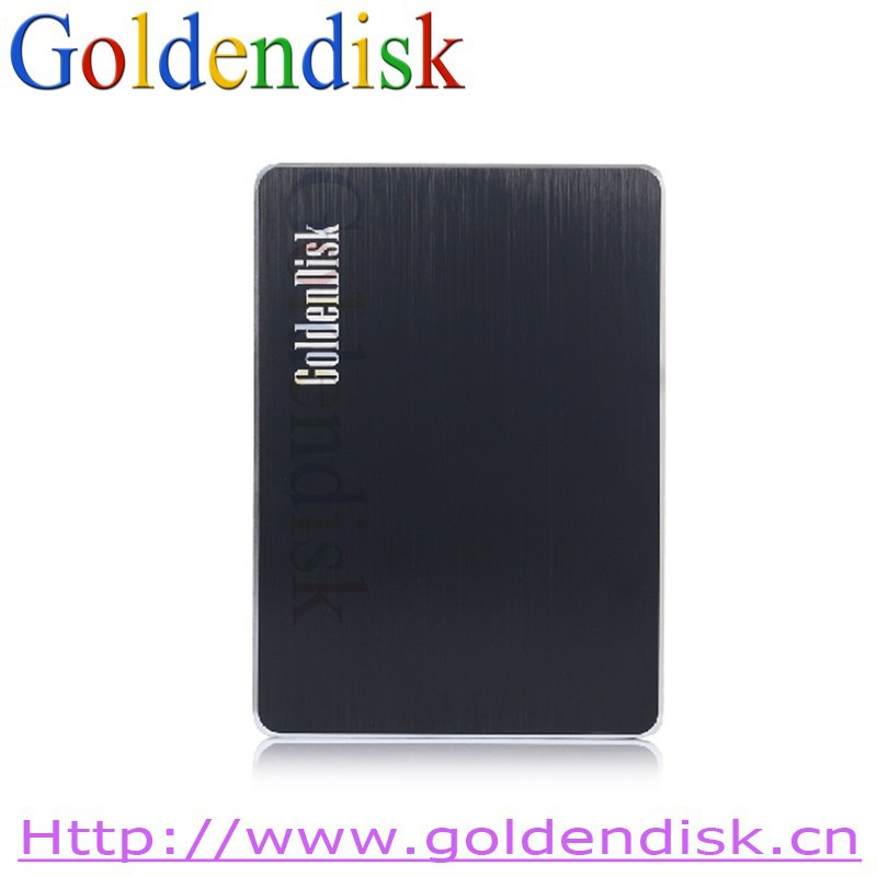Goldendisk Free Shipping SSD 120 2.5 SATA 3.0 6GB/s Solid State Drive 128GB flash HD fast Disk Drive Internal(China (Mainland))
