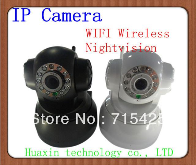 Multi-function IP camera network ip camera wifi RJ45 Omni-directional mobile TF CARD IP camera H264 P2P