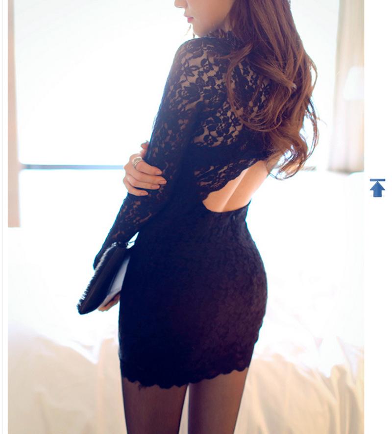 2015 women dress new style-Korean ladies dress fashion sexy Club dresses(China (Mainland))