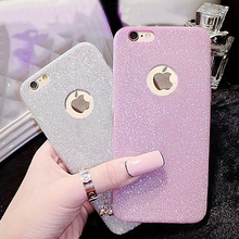 Buy IPH 7 Ultra Thin Glitter Bling Cute Candy Cover iPhone 7 Case Crystal Soft Gel TPU Phone Cases iPhone6 6S 5 5S 6 6s Plus for $1.16 in AliExpress store