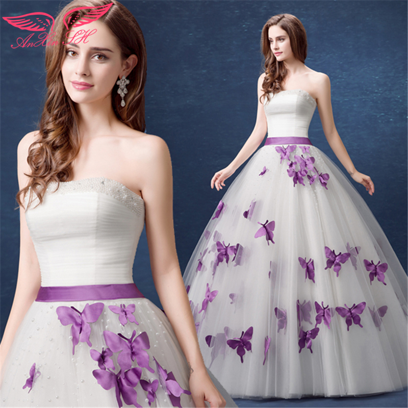Vestido De Boda De La Mariposa