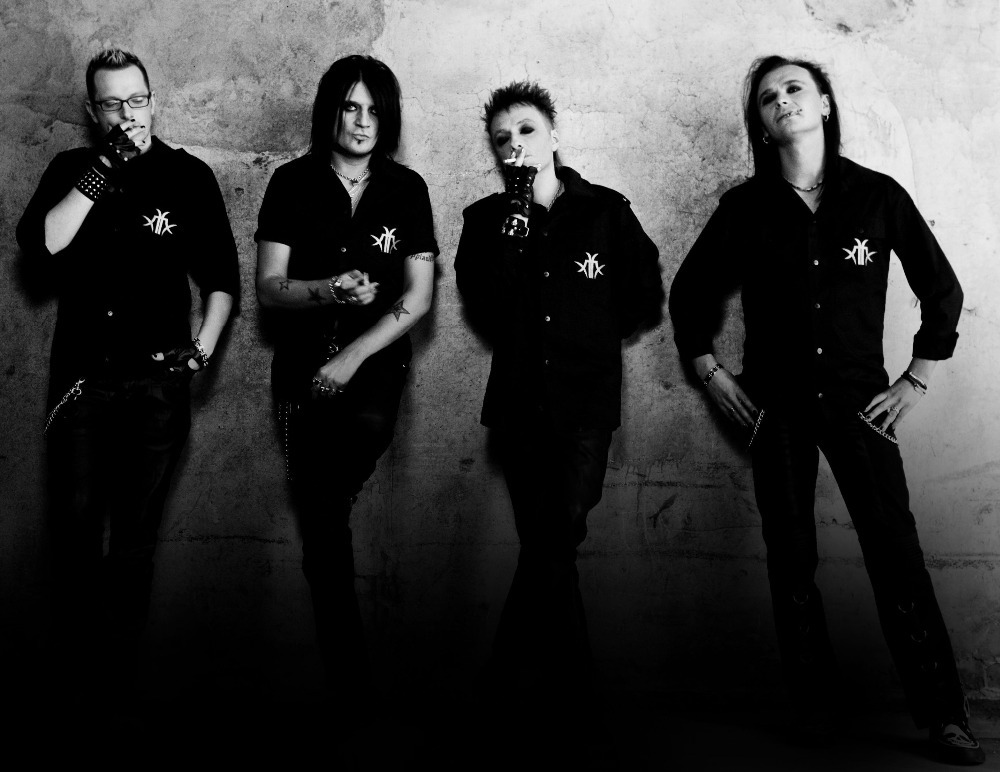 grupo de punk rock: