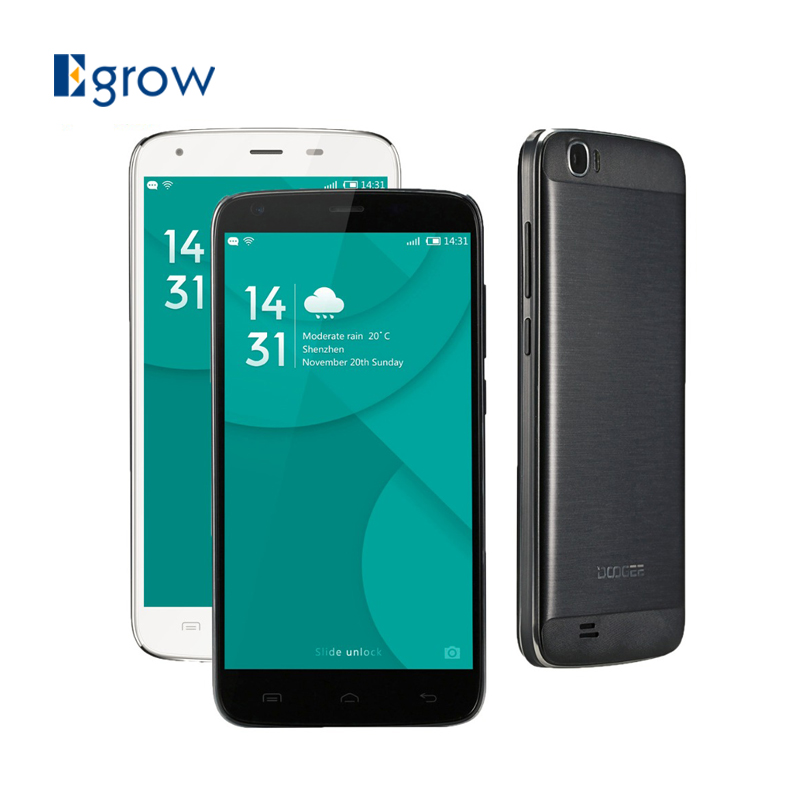 Original DOOGEE T6 Pro Android 6.0 Cell Phone 5.5 inch MT6753 Octa Core Mobile Phone 3G RAM 32G ROM 6250 mAh Unlocked Smartphone(China (Mainland))