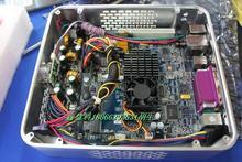 Aluminum alloy q6 d525  itx motherboard pc pos bt BAREBONE SYSTEM(China (Mainland))
