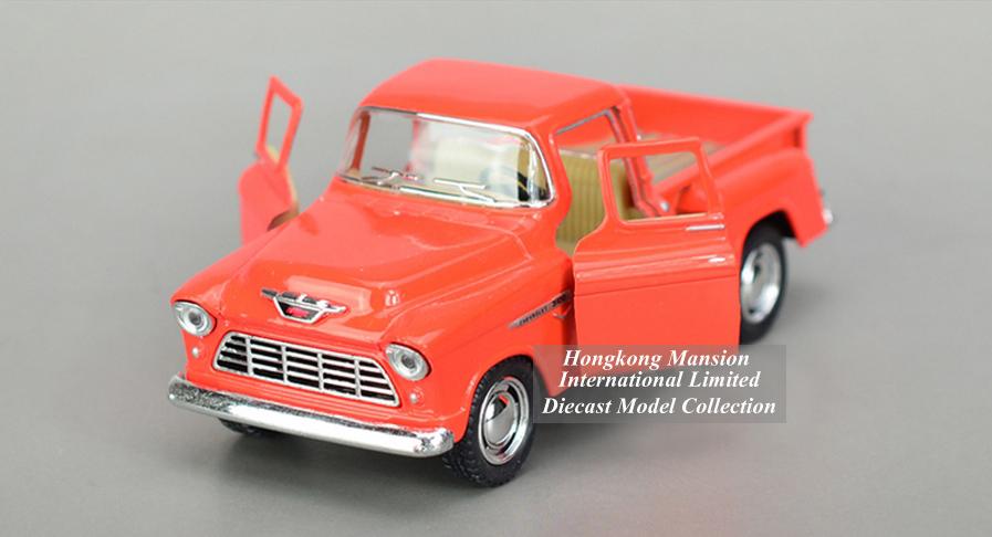 136 Car Model For 1955 Chevrolet Task Force Pickup (6)