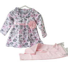 carter baby girl floral clothes set newborn toddler cotton suit kids girl outfits spring tracksuit infant