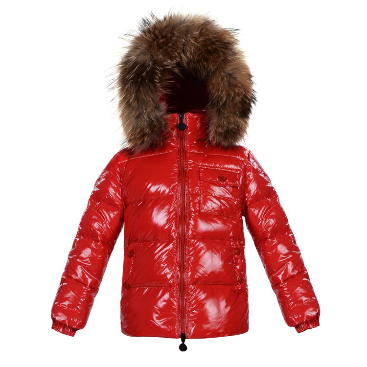 Fashion baby child raccoon fur white duck down short design down coat baby thermal hot-selling<br><br>Aliexpress