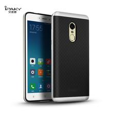 Buy Original Ipaky Cover Xiaomi Redmi Note 4 Pro Prime Case PC Frame Silicone 2 1 Phone Case Redmi Note 4X 3GB+32GB Cover for $4.99 in AliExpress store