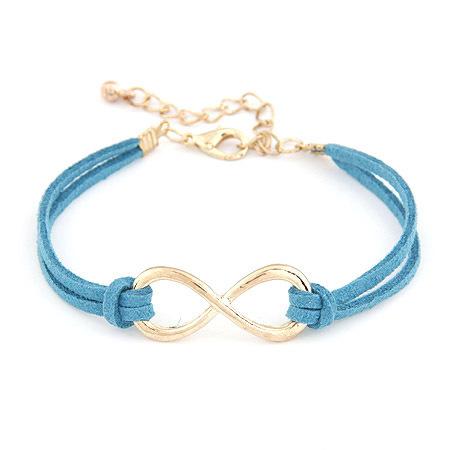 Fashion HOT!!!  New Fashion Luxury Vintage Style Infinity Cross bracelet jewelry for women wholesale free shipping PT36