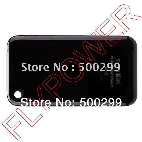 For iphone 3GS battery cover, back cover, battery door by free shipping; HQ; 5pcs/lot(China (Mainland))