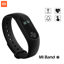 Buy Original Xiaomi Mi Band 2 Smart Fitness Bracelet Watch Wristband Miband OLED Touchpad Sleep Monitor Heart Rate Mi Band2 Xiao mi for $25.20 in AliExpress store