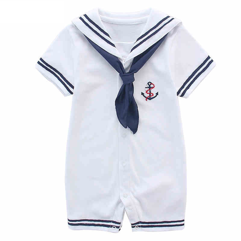 Carters Sailor Cotton Baby Clothing Set For Newborn