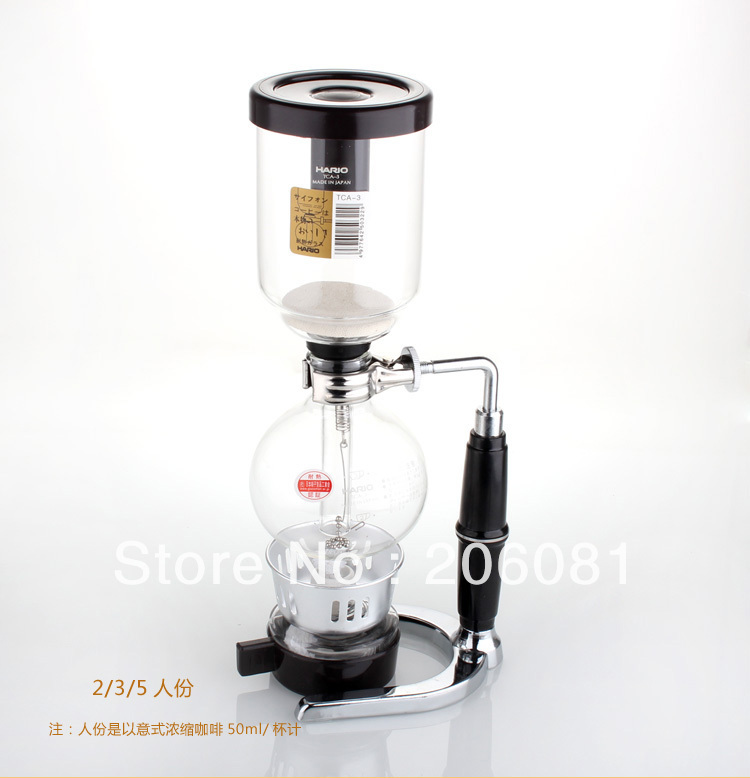 Гаджет  5cups Hario Siphon coffee maker/siphon coffee maker with perfect quality and the best price,factory directly, None Бытовая техника