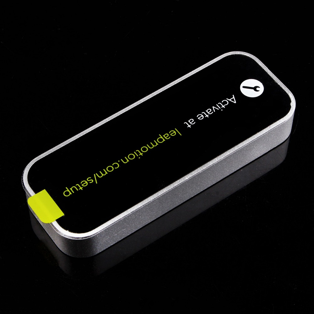 Leap Motion Creative 3D Somatosensory controller mouse Gesture Motion Control for mac/windows/Linux System Computer Laptop(China (Mainland))