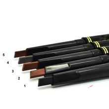 1 PC Women Waterproof Eye Liner Eyebrow Pen Pencil Eyebrow Eyeliner Makeup Cosmetic Beauty Tools 5 Colors(China (Mainland))