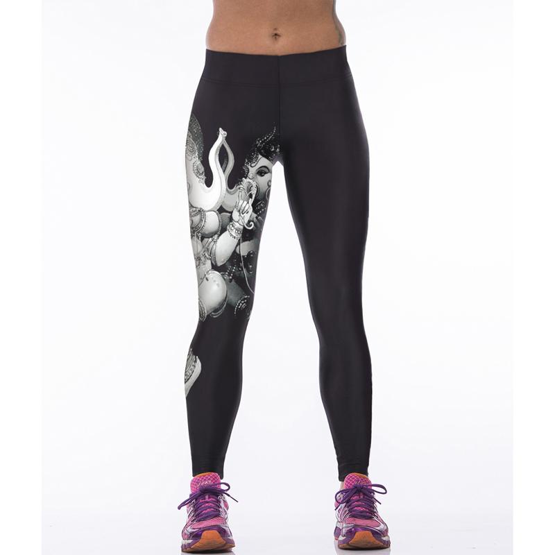 Sexy Women Sport Yoga Jogging Running Fitness Gym Leggings High Waist Pants Free Shipping