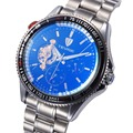 TEVISE Men s Watch Authentic fashion Stainless steel mechanical Automatic waterproof man Wrist watches