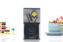 Cartoon My Neighbor Totoro earbuds gifts to kids children In-Ear Earphone For Mp3 Player Computer Mobile Telephone Earphone