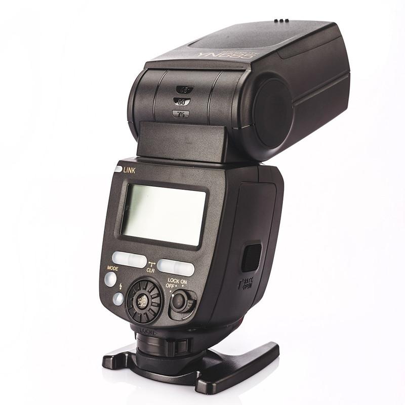 ถูก Y ongnuo yn685 yn-685 gn60 2.4กรัมระบบi-ttlไฮสปีดไร้สายแฟลชแฟลชที่มีวิทยุทาสสำหรับnikon dslrกล้อง