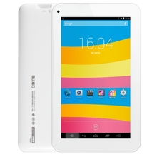Original Cube U25GT-C4W White 1GB+8GB MT8127 Quad Core 1.3GHz 7.0 inch 1024 x 600 Android 4.2.2 Tablet PC Support mini HDMI
