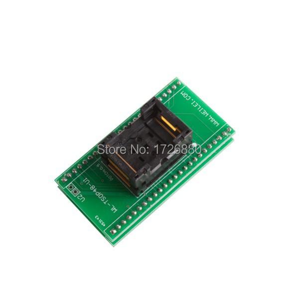 TSOP48 розетка адаптер для