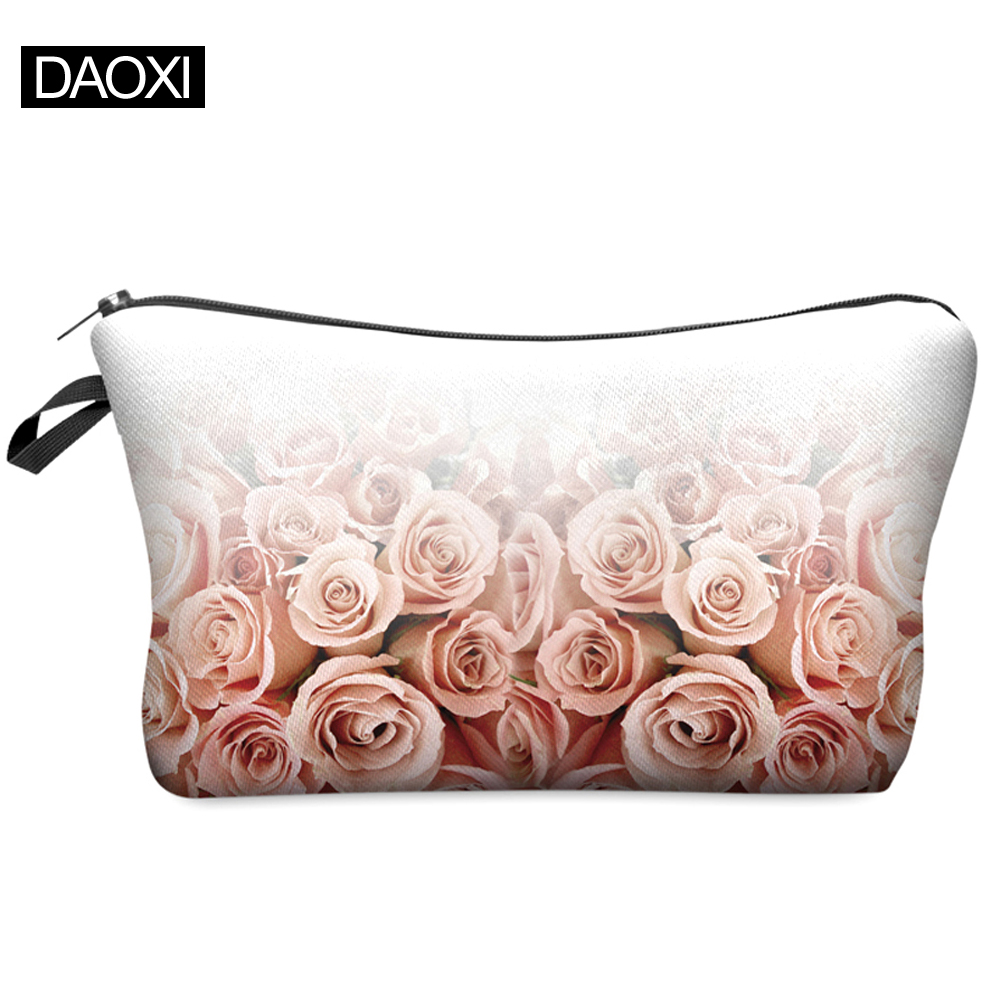 Women Cosmetic Bag 2016 Hot-selling Fashion Brand 3D Printing H41<br><br>Aliexpress