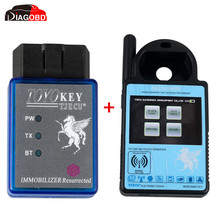 Buy TOYO KEY OBD II KEY PRO Support Key Lost Toyota G & H Plus ND900 Mini Transponder Key Programmer V1.15 for $356.99 in AliExpress store