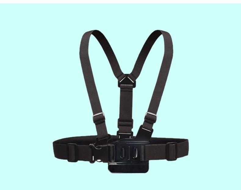 Gopro Accessories Monopod Tripod Float Bobber Chest Belt Set For Gopro Hero 4  SJCAM SJ4000 Xiaomi yi Camera Accessories