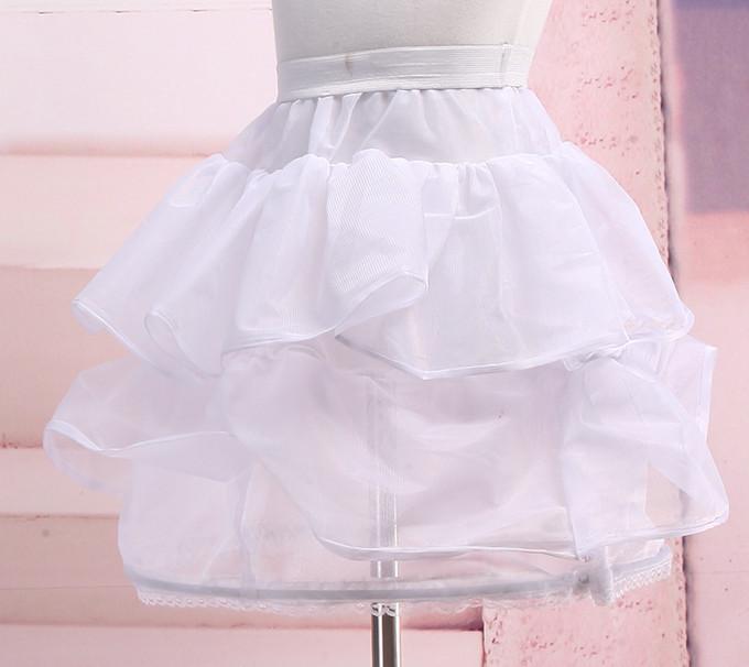 2014 beautiful girl petticoat ball gown underskirt dress wedding accessories vestidos de novia amazing cheap Crinoline2D000 - ebelz forever store