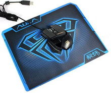 Lightweight and durable Cool Tarantula Cabrite Pattern Gaming Mouse Mat Pad Speed Control Edition for PC and laptop(China (Mainland))