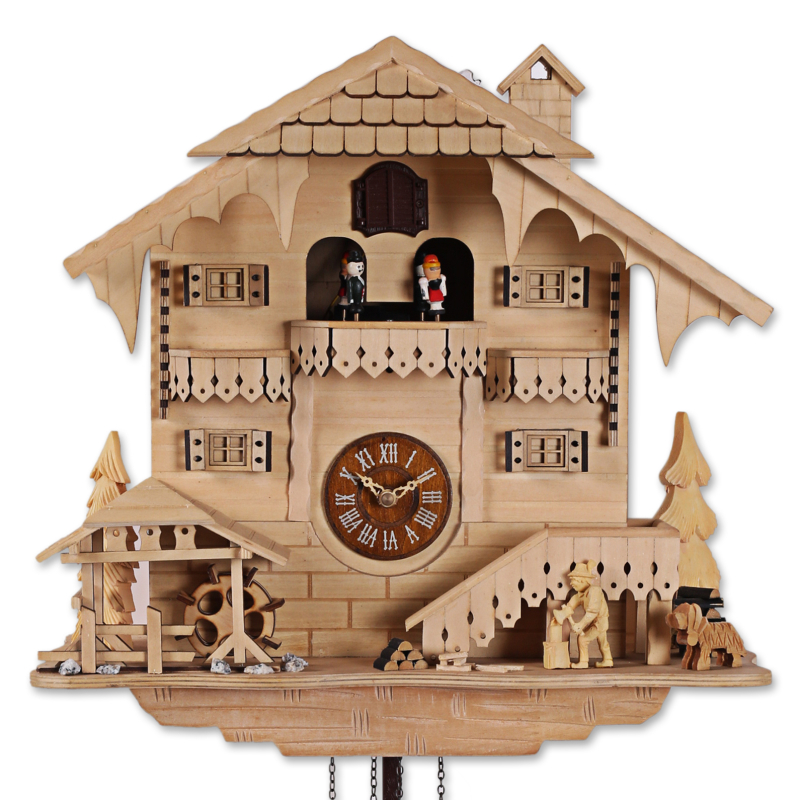 Coo coo for cuckoo clocks temple illuminatus - Cuckoo bird clock sound ...