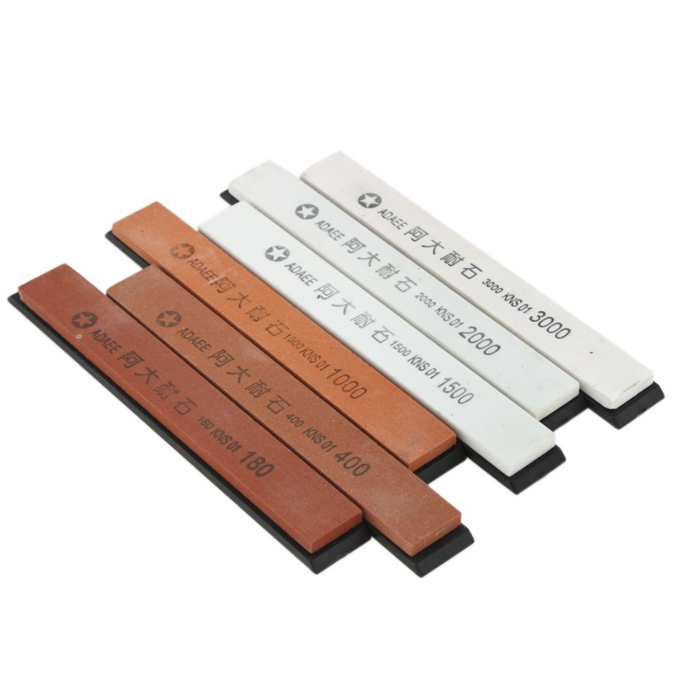 Гаджет  1pcs Profession Kitchen Whetstone Sharpening Stones for Knife Sharpener System 180#,400#,1000#,1500#,2000#,3000#  None Дом и Сад
