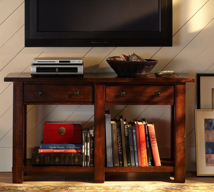 MD005 LARGE MEDIA TV STAND BENCHWRIGHT MEDIA CONSOLE(China (Mainland))