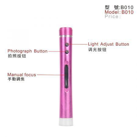 2014 New USB 2 mega-pixels 400X digtal microscope<br><br>Aliexpress