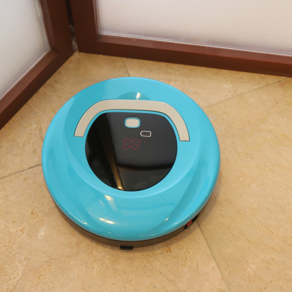 2016 Lowest Price HOT Smart Sweeping Robot Vacuum Cleaner Intelligent Household Automatic Scrubbing Machine to Mopping the Floor(China (Mainland))