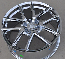 17 18 19 inch 5x114.3 chrome car wheel fit for Lexus(China (Mainland))