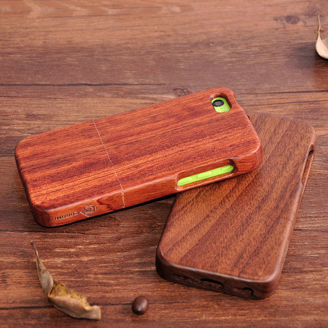 Case iPhone 5C Wood 2 kolory