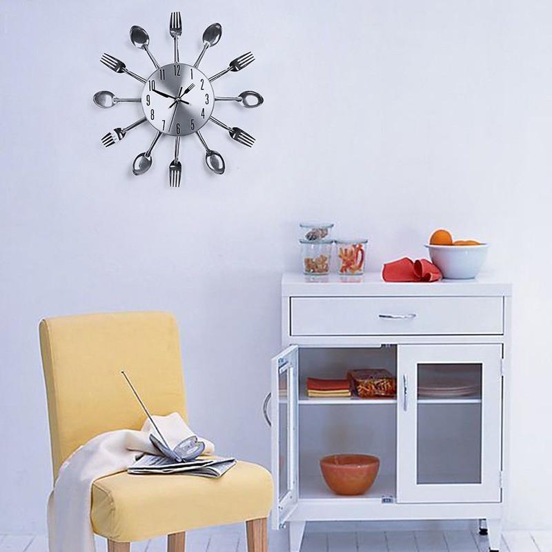 Часы на кухню настенные фото в интерьере