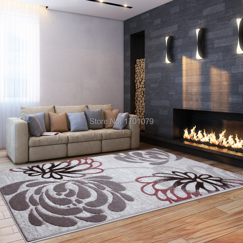 2015 area rugs and carpets for living room modern coffee for Modern living room no coffee table