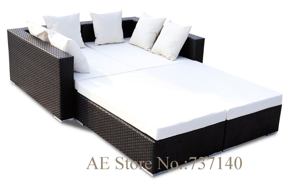 rattan sofa bed garden furniture garden sofa outdoor furniture purchasing agent wholesale price China buying agent(China (Mainland))