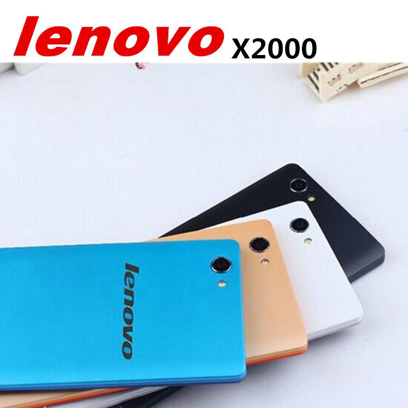 "Lenovo X2000 5"" 2GB RAM 16GB ROM 4G LTE Phone 1080*1920 MTK6592 Octa Core Andriod 5.0.1 Free Shipping Smart wake Smart Cellphone(China (Mainland))"
