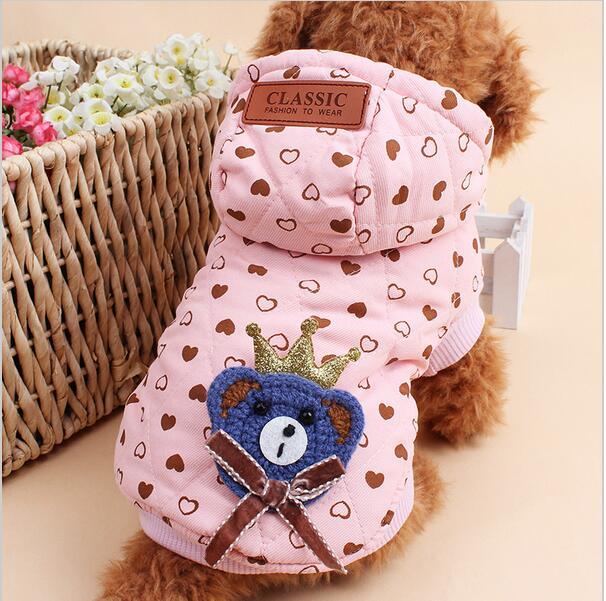 2017 Fashion Pet Dog Clothes Clothing puppy dog chihuahua yorkshire Dogs Costume