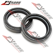 High quality Double spring Motorcycle Front shock absorber oil seal Fork seals 38X50 Free Shipping(China (Mainland))