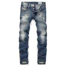 2015 hot sale disel  mens  jeans mens high quality famous brand pant(China (Mainland))