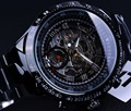 Winner Men Watches Top Brand Luxury Automatic Mechanical Watch Men Sport Watch Military Watch Erkek Kol
