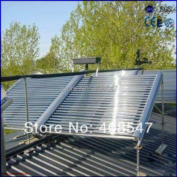 industrial split low pressure solar heating system(China (Mainland))
