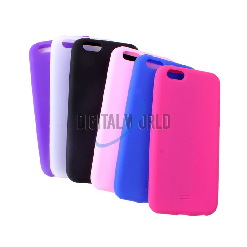 Rubber Soft Silicone Skin Bumper Case Cover For iPhone 6 #59227(China (Mainland))